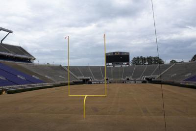 ECU Athletics Coronavirus Presser
