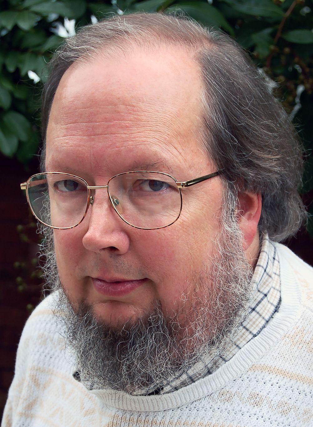 Terry Mattingly