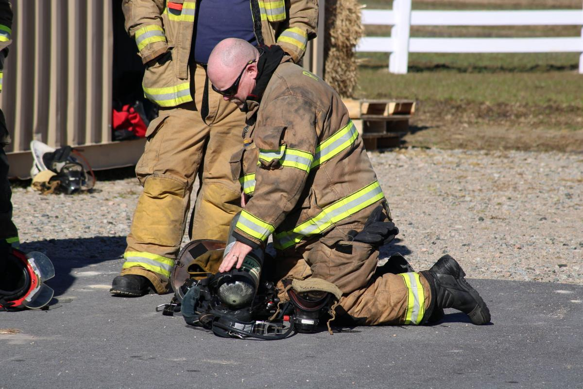 Facility Draws Fire Training Opportunity