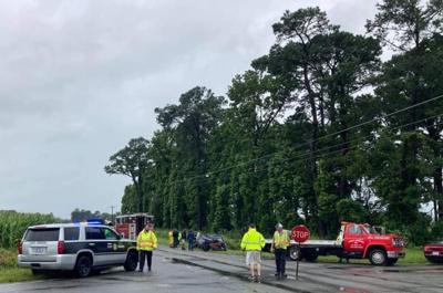 Tram Road crash