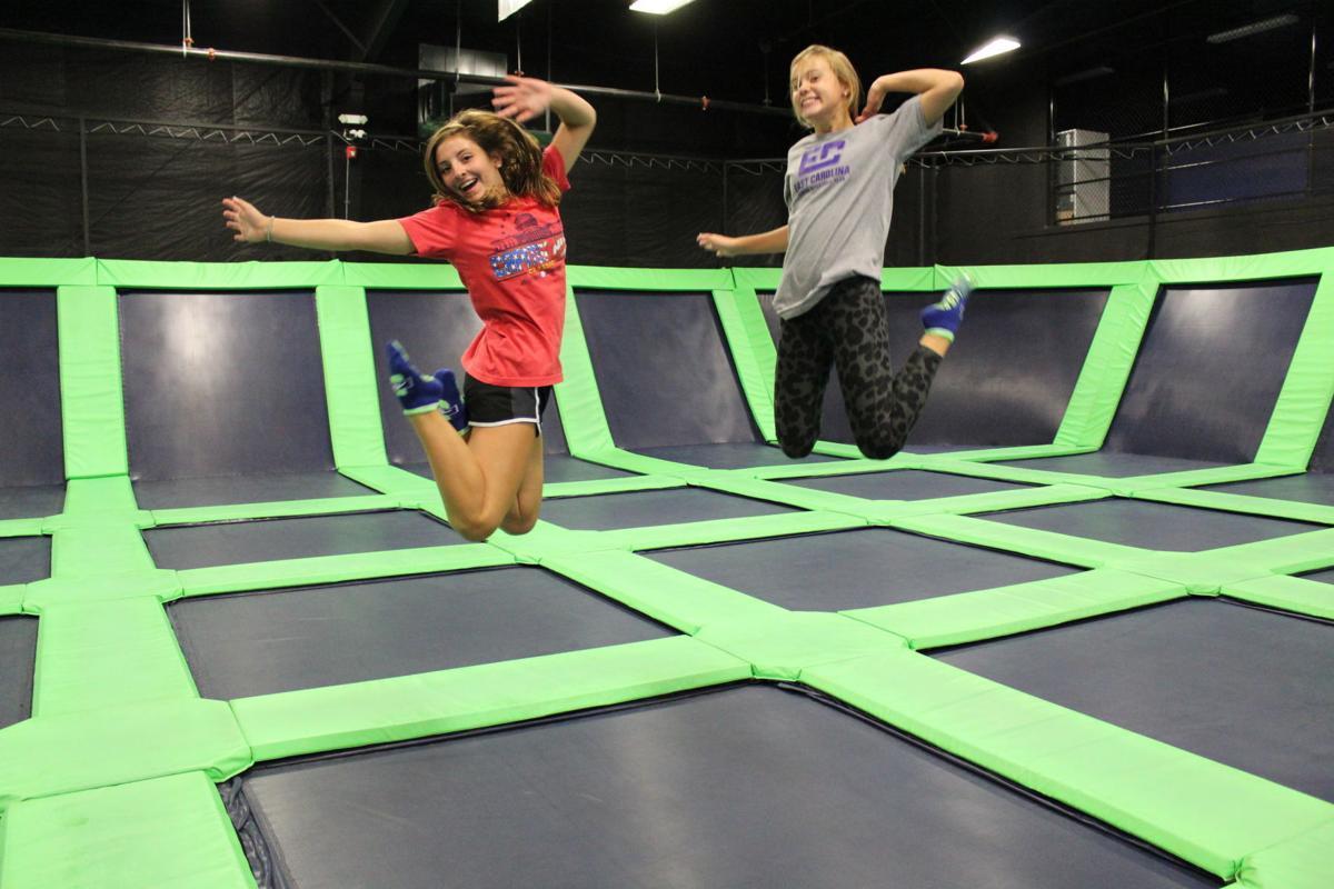 Sawyer's Fun Park offers children's paradise