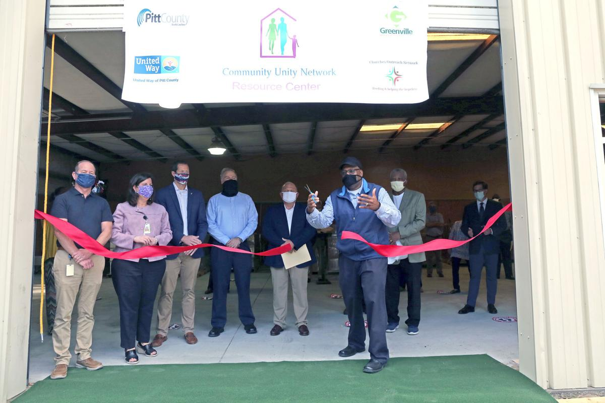 Community Unity Network Resource Center Opens 3