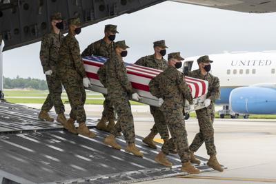 Fallen service member