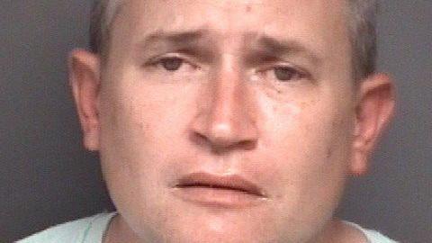 Former police officer arrested for heroin, fleeing deputies