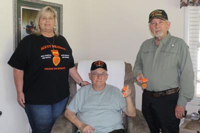 Orange Heart Foundation provides welcome, thanks to Vietnam Veterans