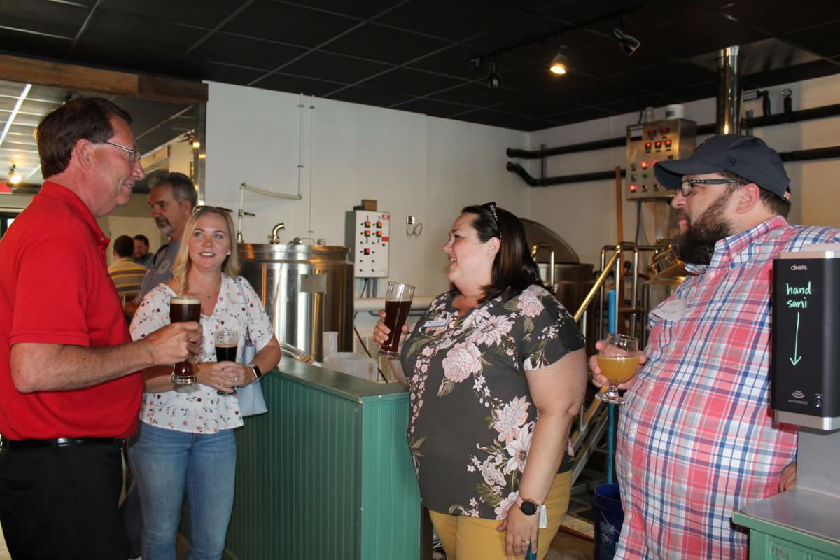 Brew walk highlights Winterville