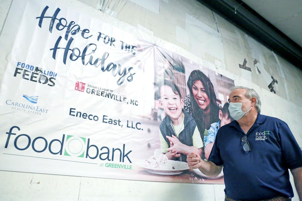 Food Bank serving 170,000 - 3