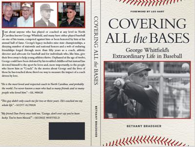 Brasher book cover