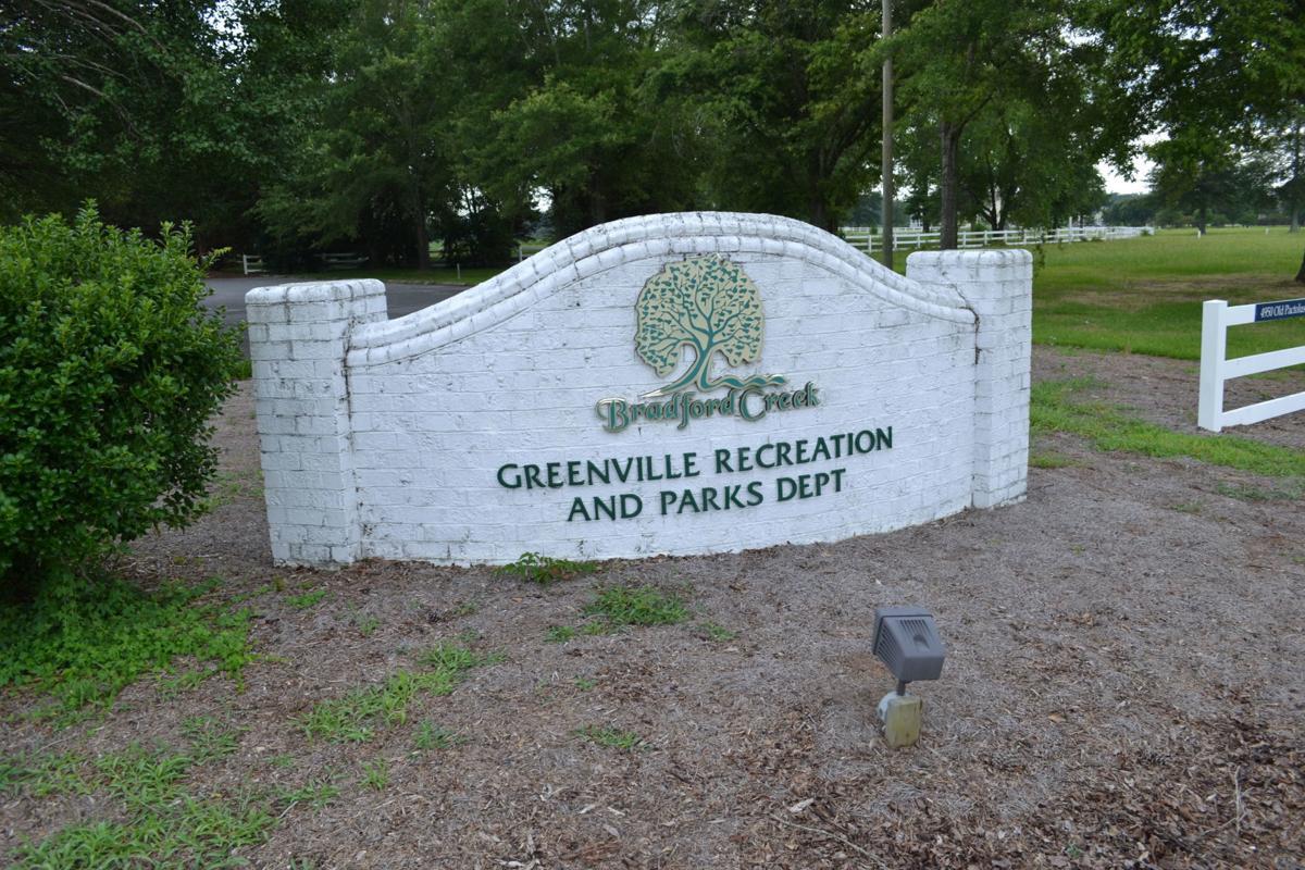 Bradford Creek Sign