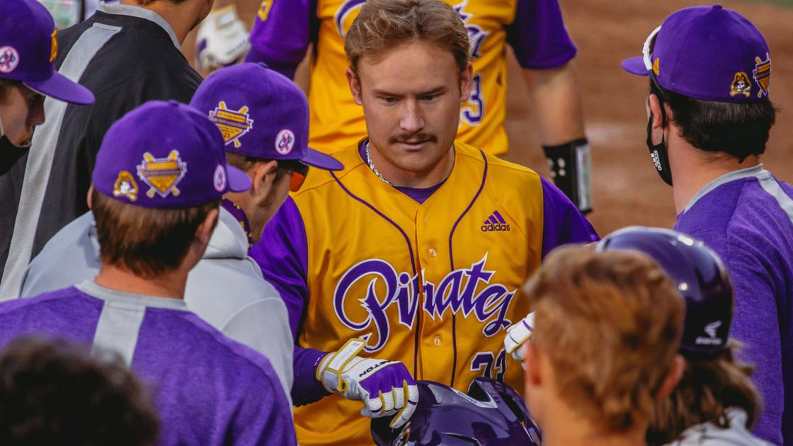 Pirates complete their LeClair sweep over ASU