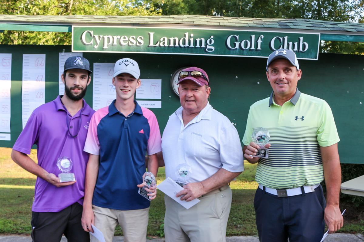 SportsWeek golf winners