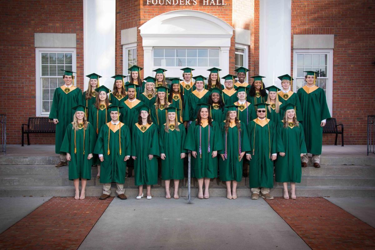Harrell's Christian Academy Class of 2021