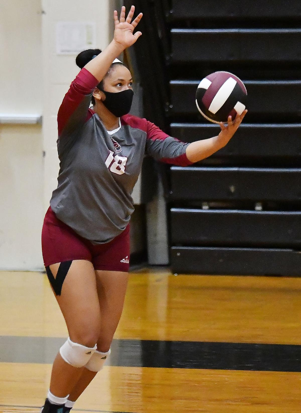 South Central volleyball 3