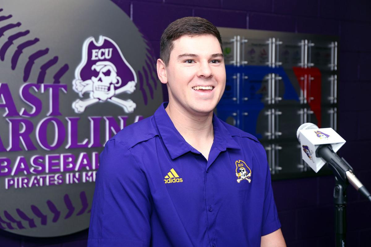 ECU baseball hold media day 8