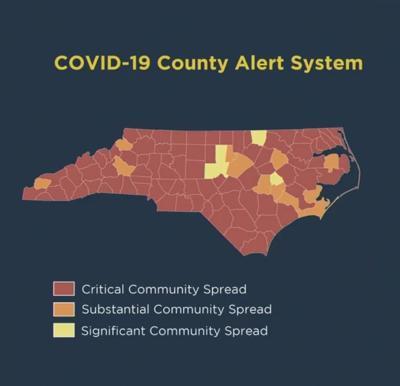 County Alert 1-6-21 update