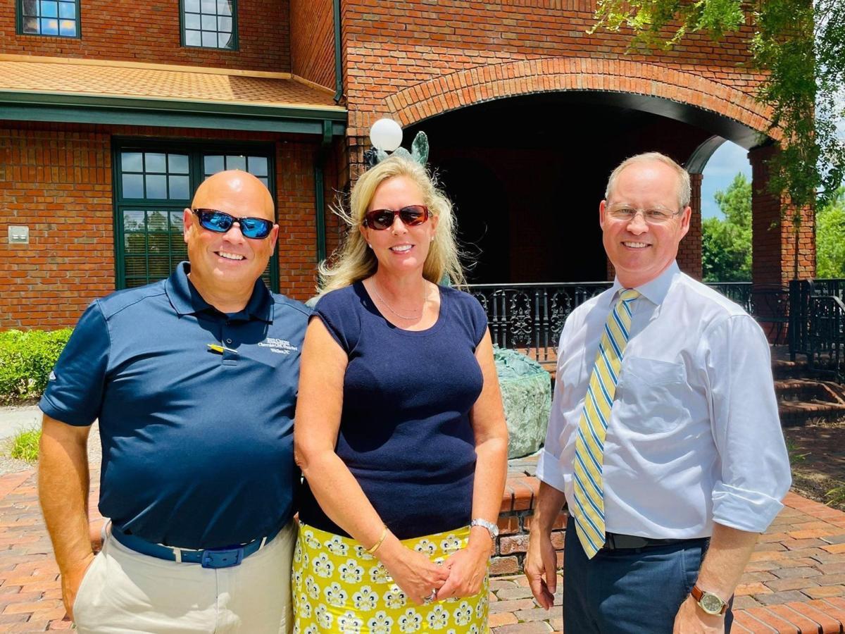 Congressman Greg Murphy visits Duplin