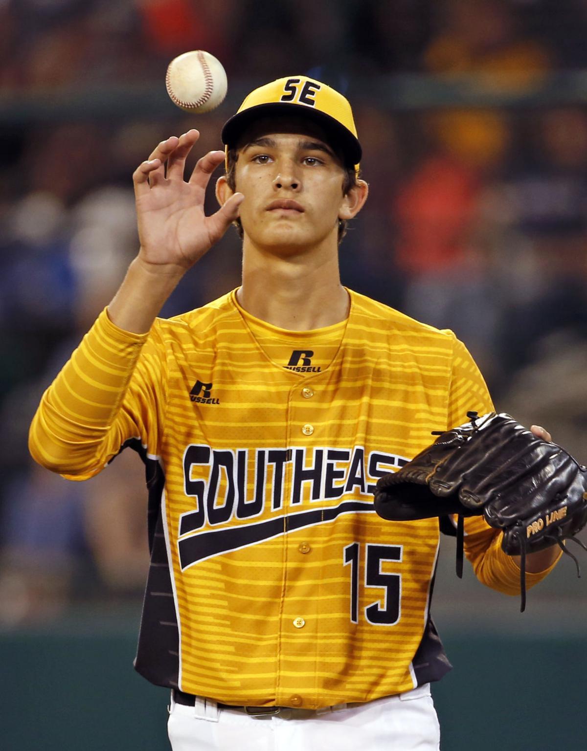 LLWS Texas North Carolina Baseball