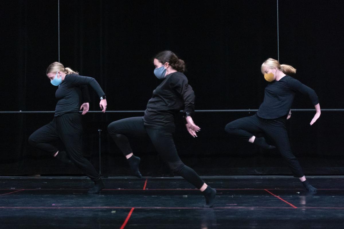 ECU dance