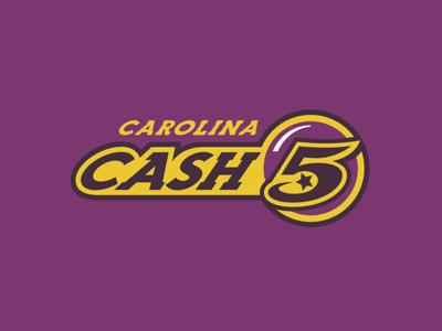 Cash 5 Logo on Plum_640x480