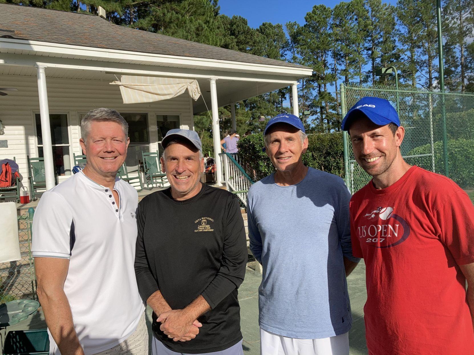Baywood Raquet Club changes ownership