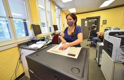 'Unprecedented' number of absentee ballots in Brattleboro