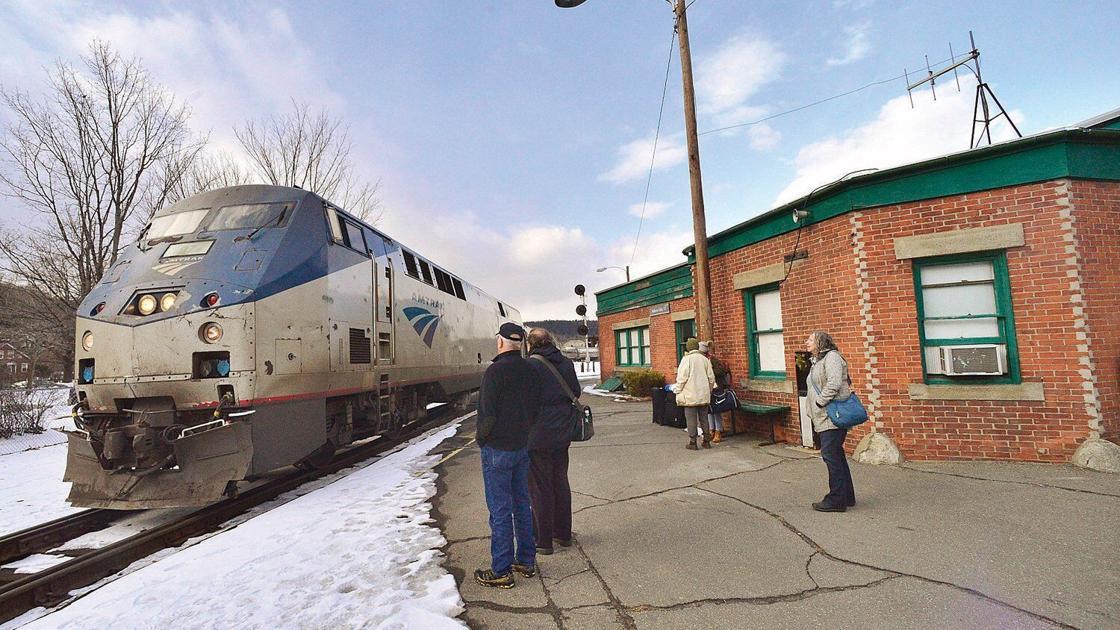 VTrans announces restart of Amtrak and inter-city transit service