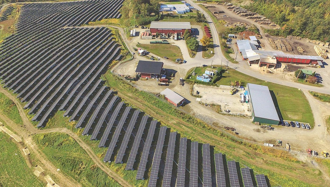 Sunny forecast for landfill solar project