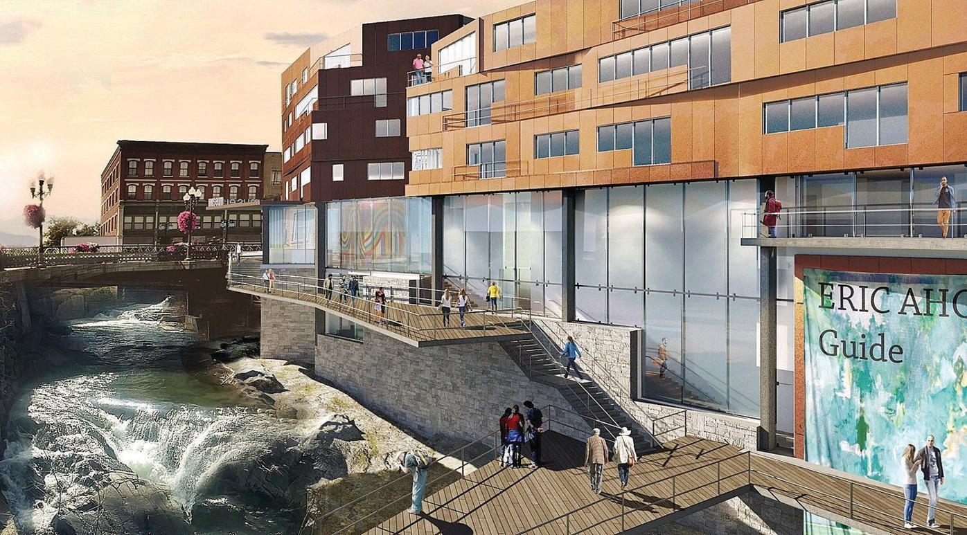 Bringing the museum to Main Street: $30M project would bring new housing, museum space to downtown