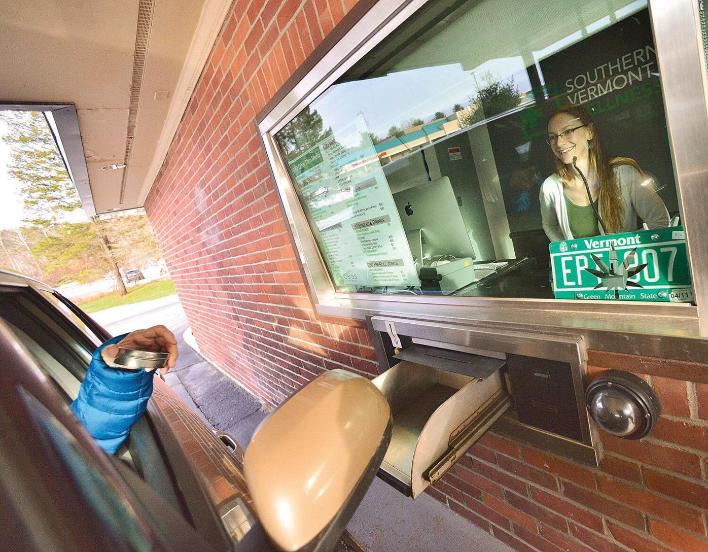 SVW opens medical cannabis drive-thru