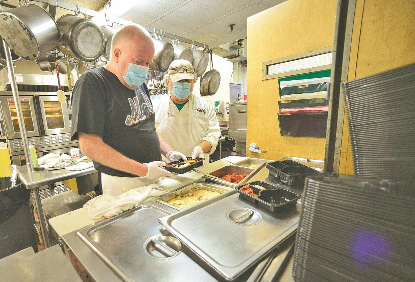 Meals on Wheels reaches more in need