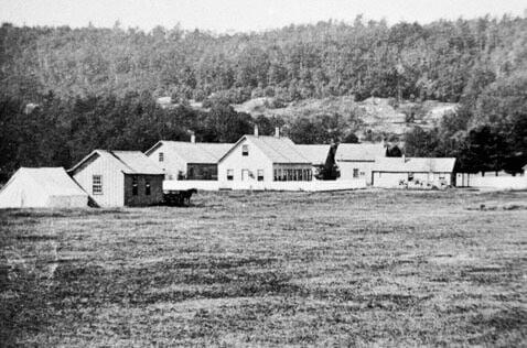 Military hospital