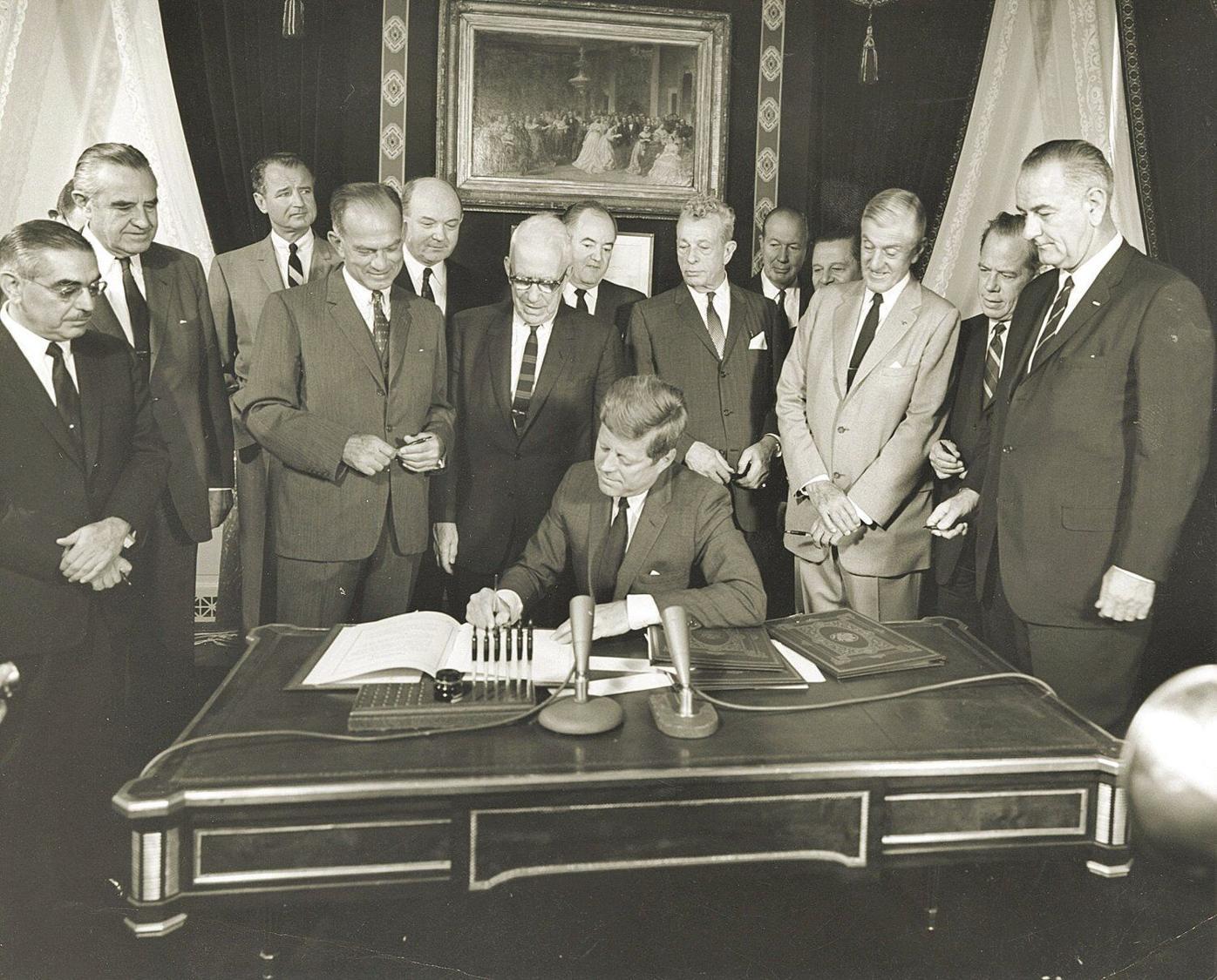 Vermont's original wild-haired political icon: US Sen. George Aiken of Putney