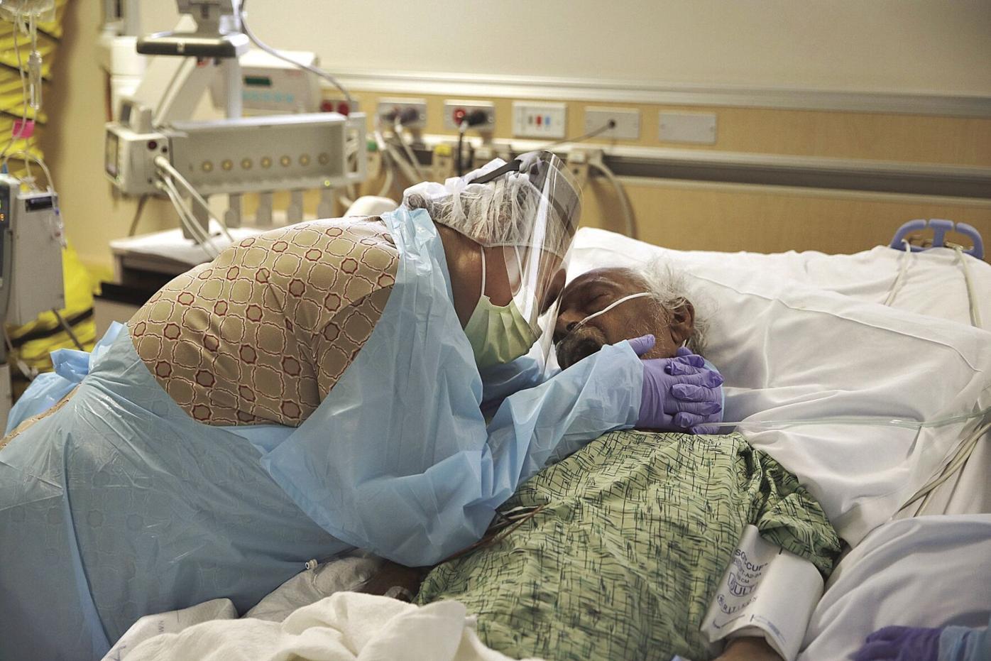 Virus Outbreak Half Million Dead