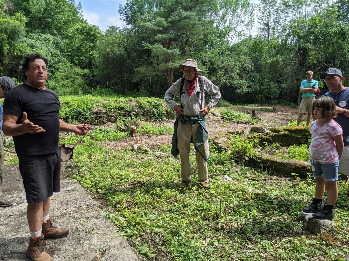 South Family farm ruins
