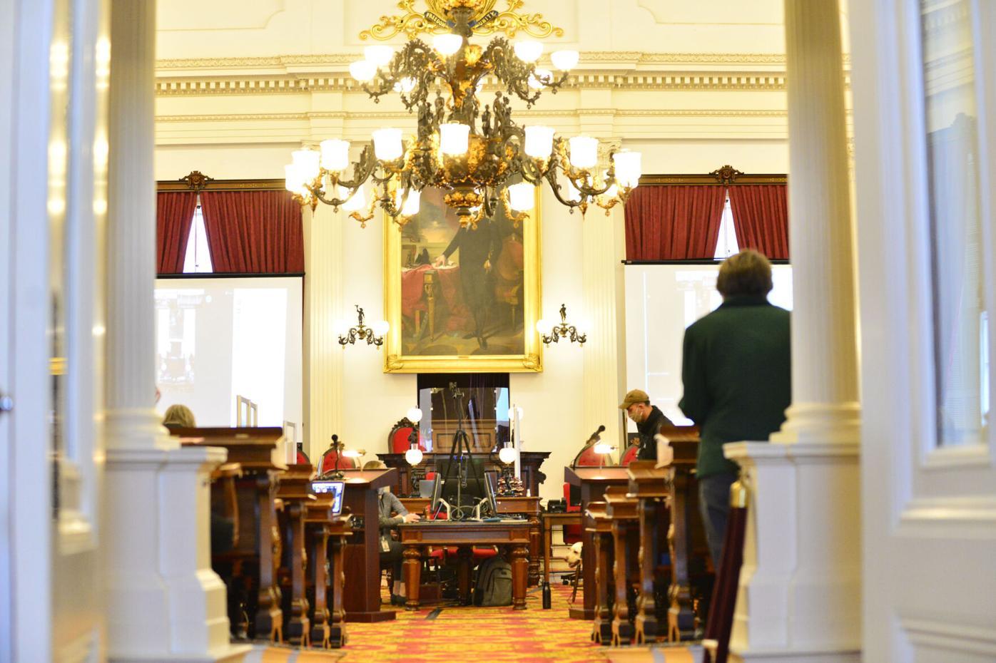 House chambers