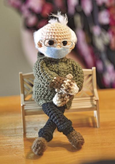 Sanders Doll