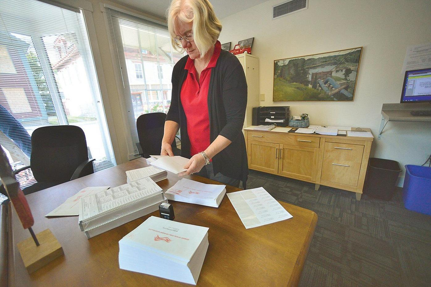 Ballots coming soon to vote by mail in general election