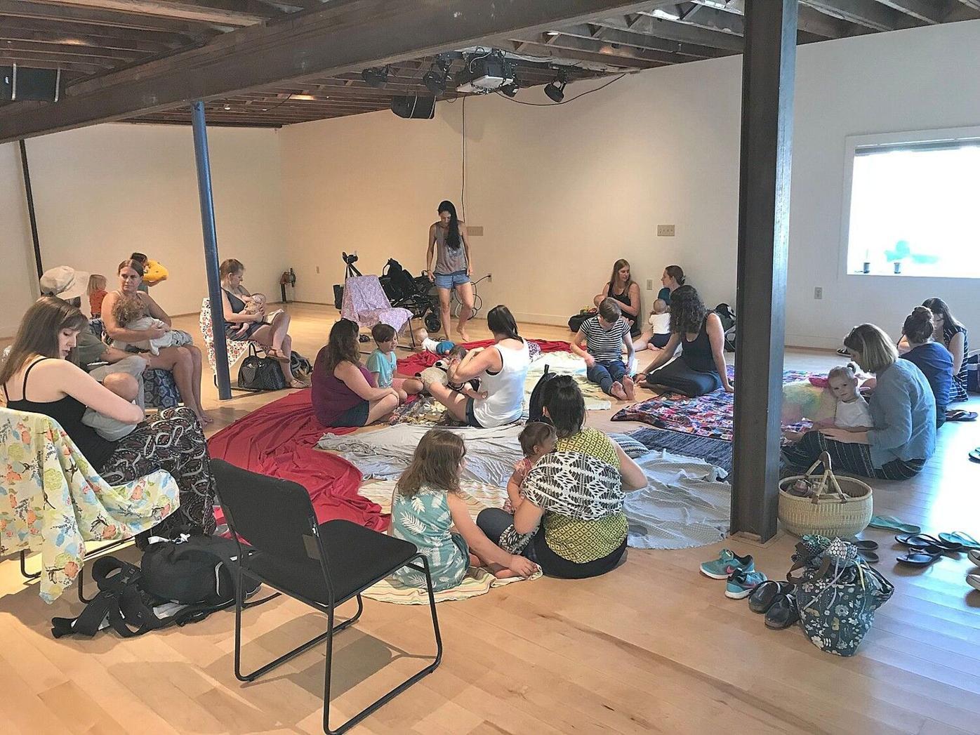 Brattleboro event celebrates breastfeeding