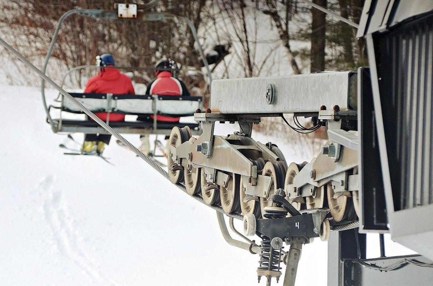 Giving winter sports a lift: Keeping chairlifts at Mount Snow safe and sound is a full-time job