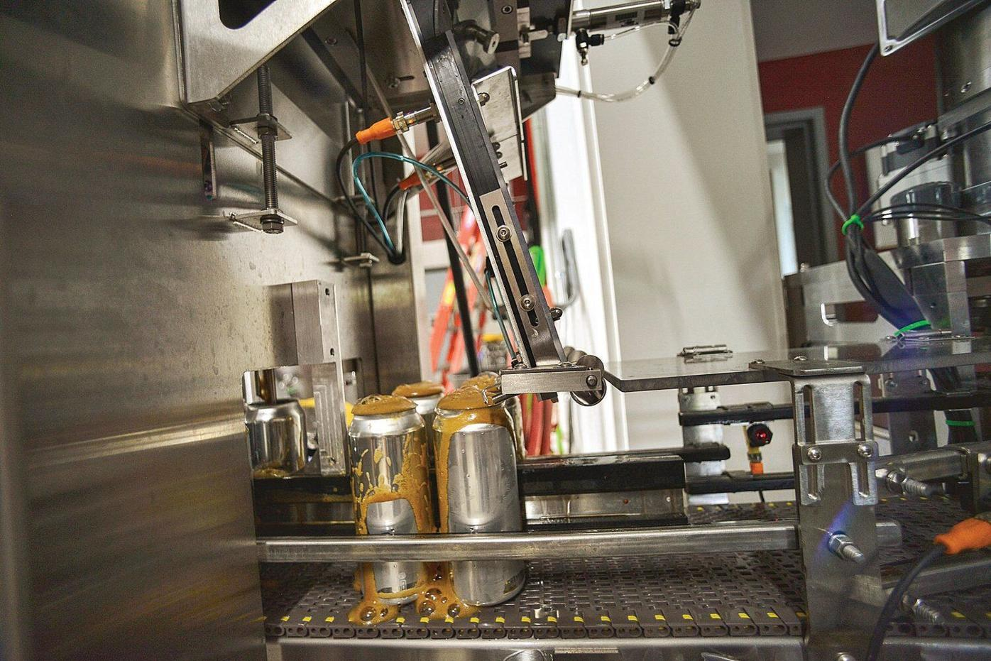 Yes, they can: Whetstone keeps the beer flowing