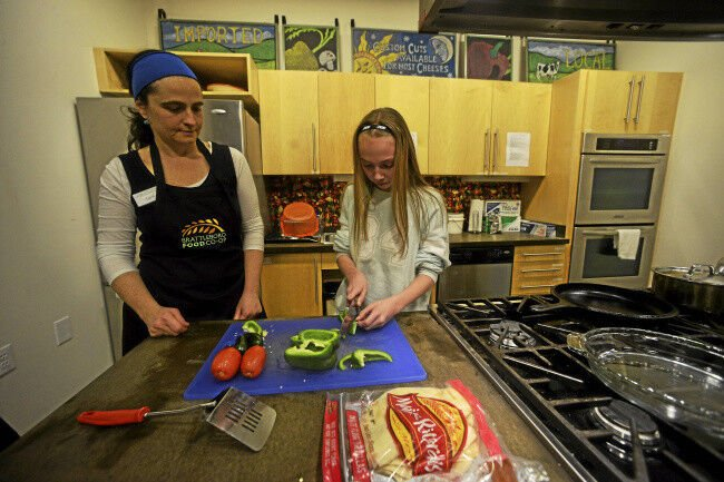 Cooking tips for your aspiring teen chefs