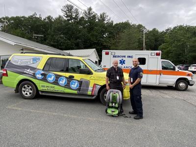 rescue car seats