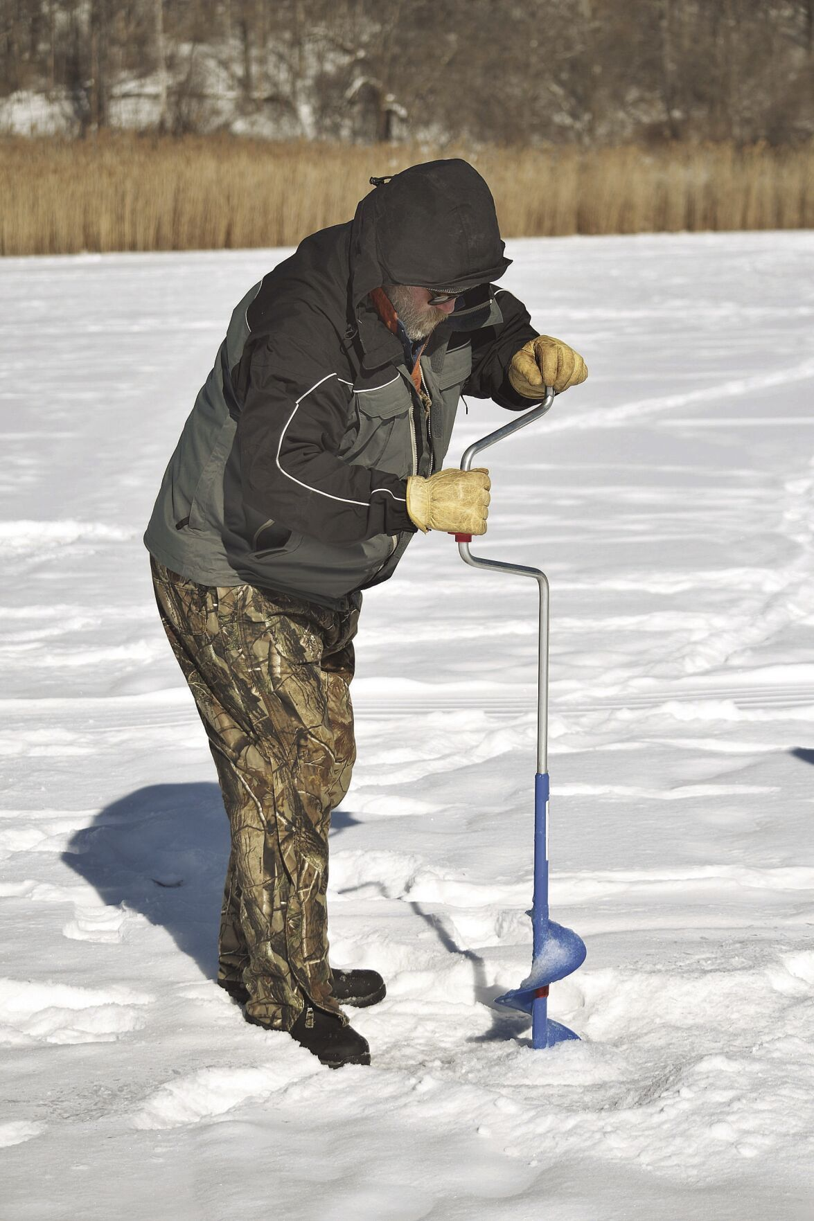 Free Ice Fishing day