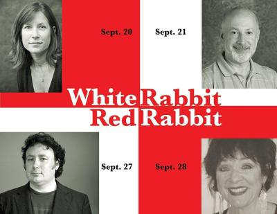 White Rabbit Red Rabbit : Theater outside the box