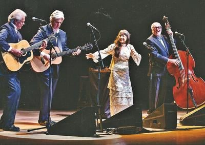 Judith Durham looks back at The Seekers