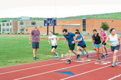 Richards dominates final Fun Run races
