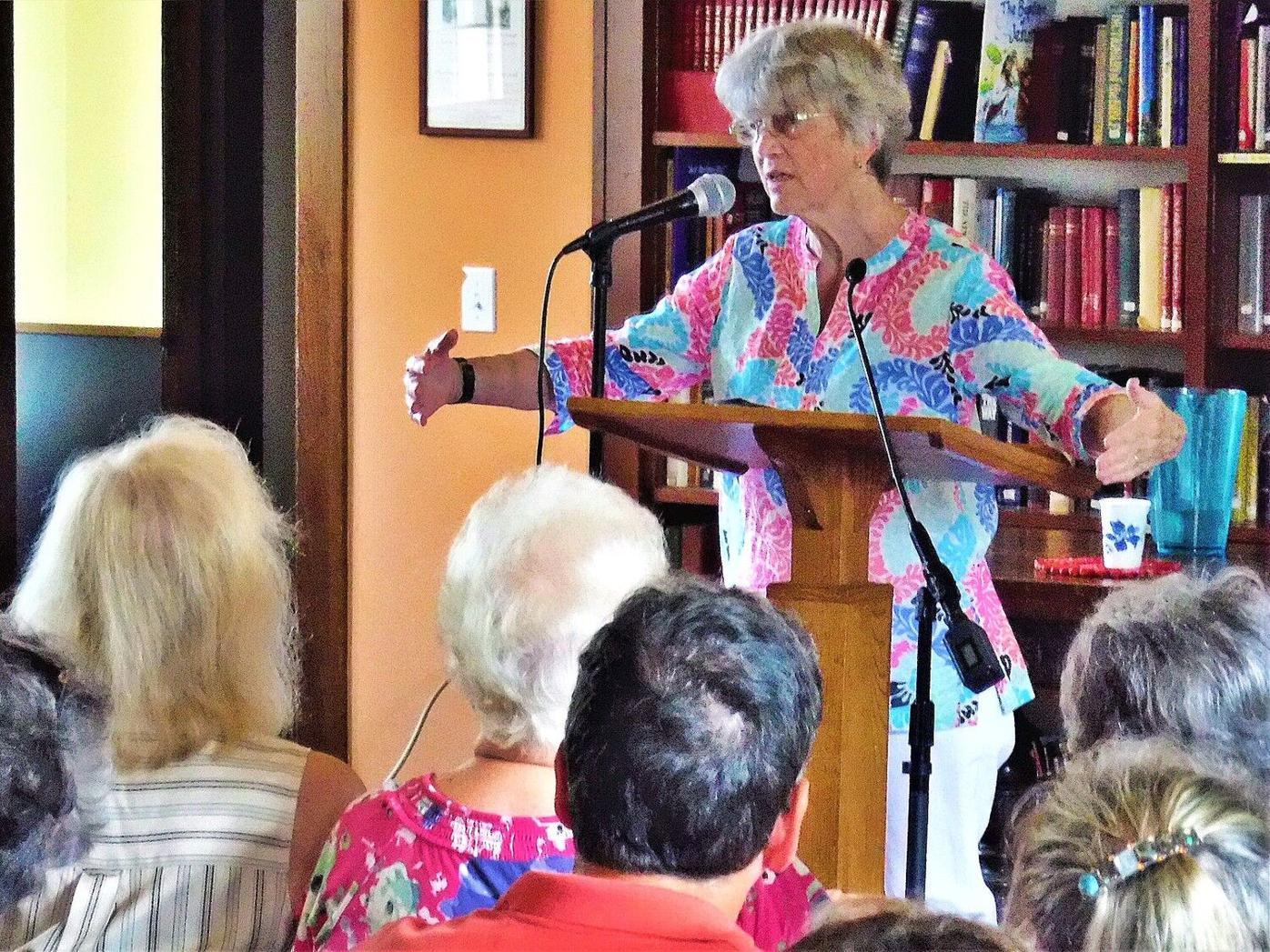 Vermont authors think big, focus small