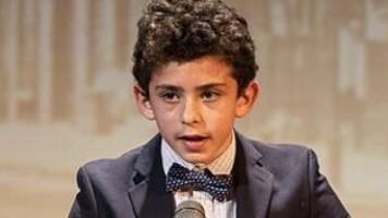 Greenwood School's Gettysburg Address program to air On BCTV
