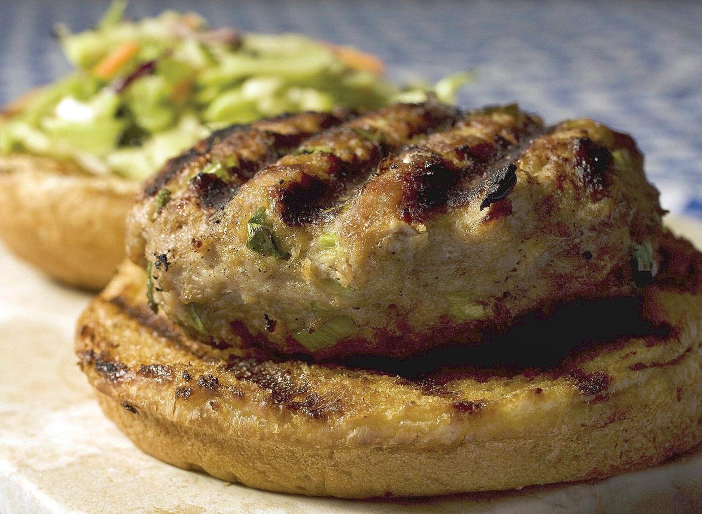 Beef-less burgers big on flavor