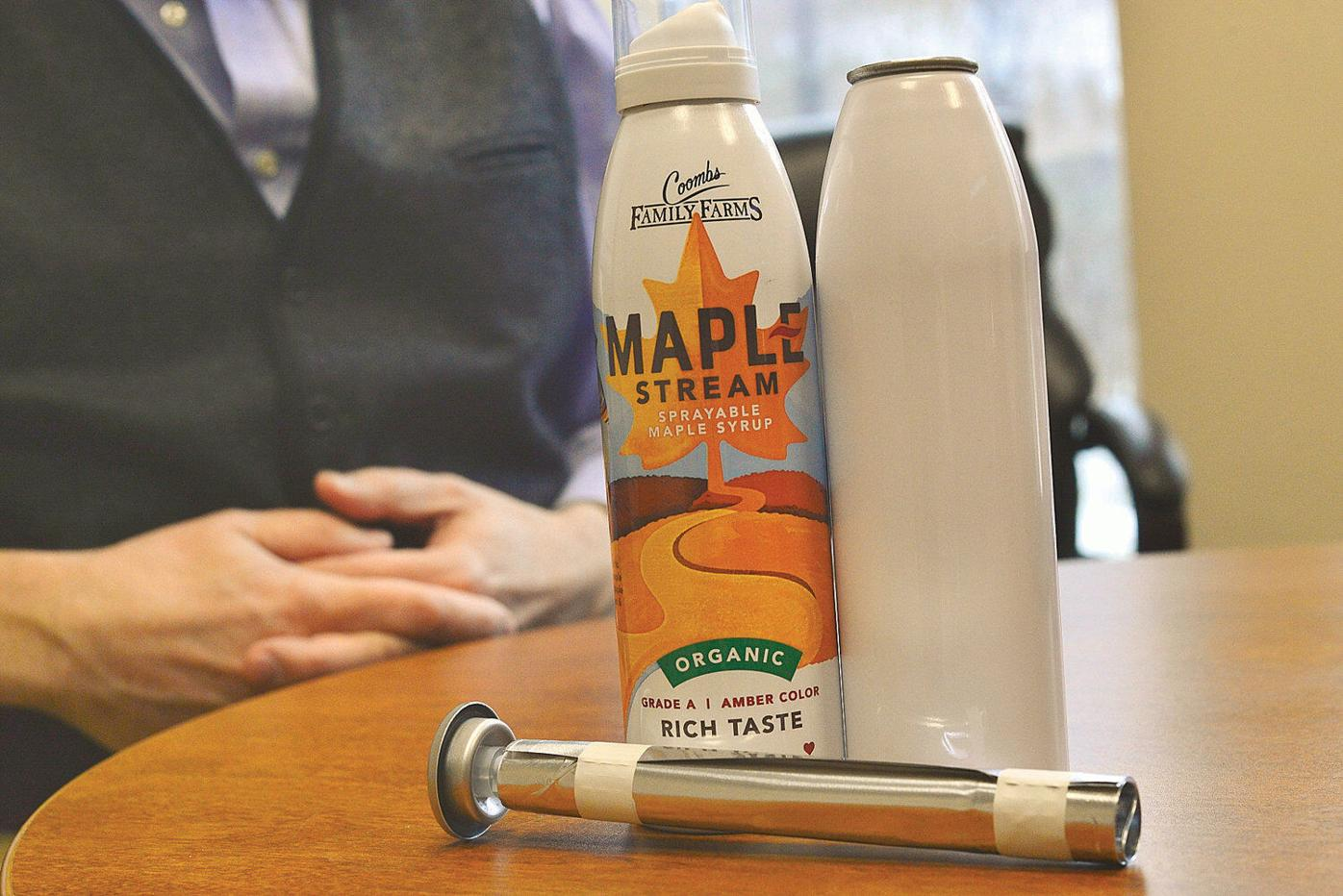 Coombs Family Farms makes a sweet maple innovation